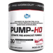 Pump HD - 330g Frutas Tropicais - BPI