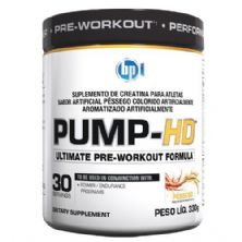 Pump HD - 330g Pêssego - BPI