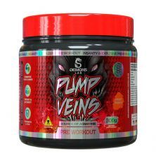 Pump Veins Pre Workout - 300g Fruit Punch - Demons Lab