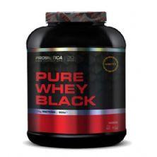 Pure Whey Black - 2000g Baunilha - Probiotica*** Data Venc. 30/03/2018