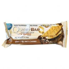QuestBar Protein - 60g s´mores - Quest Nutrition