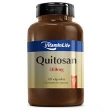 Quitosana OTC - 120 Cápsulas - VitaminLife