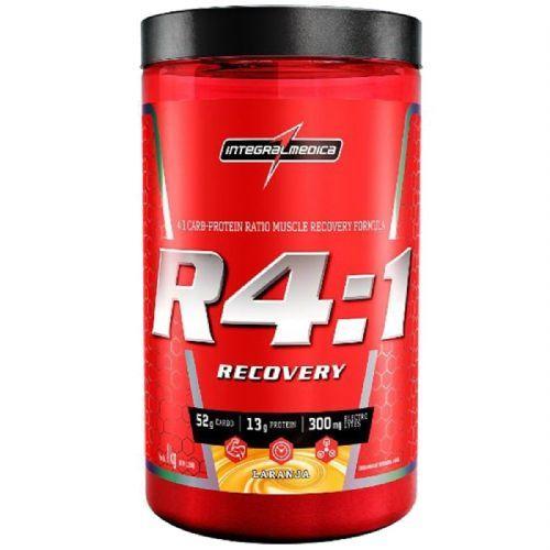 R4:1 Recovery Powder - 1000g Laranja - IntegralMédica no Atacado