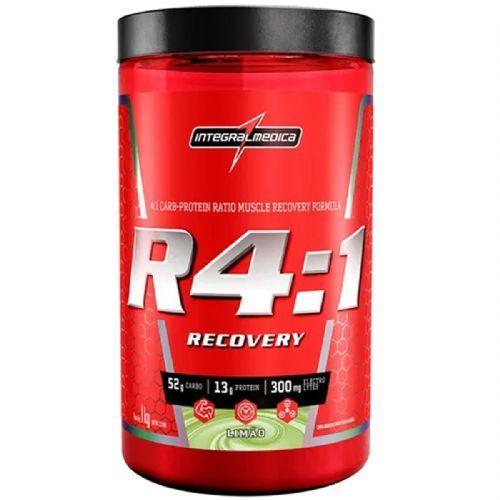 R4:1 Recovery Powder - 1000g Limão - IntegralMédica no Atacado