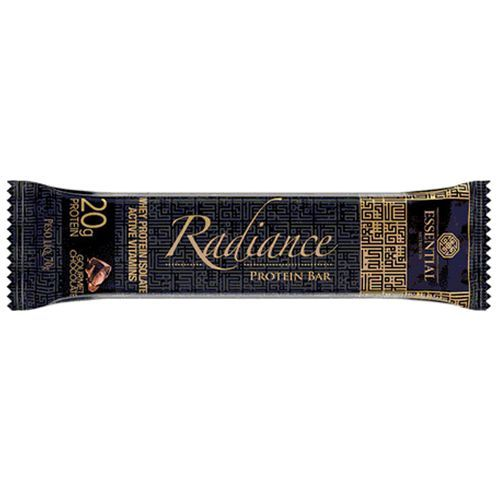 Radiance Protein Bar - 1 Unidades 70g Cacau - Essential Nutrition*** Data Venc. 30/11/2019