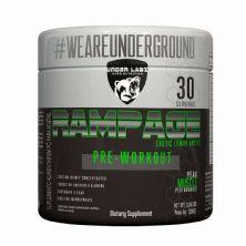 Rampage Pre-Workout - 300g Exotic Lemon - Under Labz