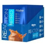 Reaction HPRO - 15 Sachês 36g Morango - Atlhetica Nutrition