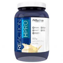 Reaction HPRO - 900g Baunilha - Atlhetica Nutrition
