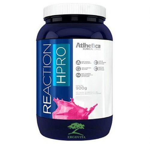 Reaction HPRO - 900g Morango - Atlhetica Nutrition no Atacado