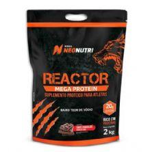Reactor Mega Protein - 2000g Chocolate Suiço - NeoNutri