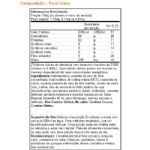 Real Gains - 3110g Baunilha - Universal
