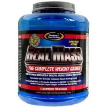 Real Mass - 2700g Morango - Gaspari Nutrition