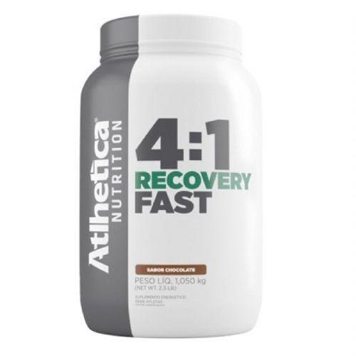 Recovery Fast 4:1 Endurance Series - 1050g Chocolate - Atlhetica Nutrition no Atacado