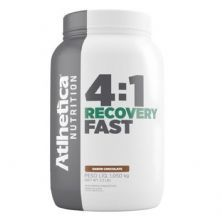 Recovery Fast 4:1 Endurance Series - 1050g Chocolate - Atlhetica Nutrition