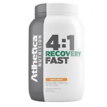 Recovery Fast 4:1 Endurance Series - 1050g Laranja - Atlhetica Nutrition