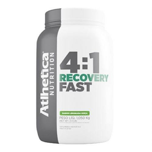 Recovery Fast 4:1 Endurance Series - 1050g Limonada Suiça - Atlhetica Nutrition no Atacado