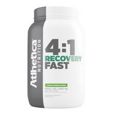 Recovery Fast 4:1 Endurance Series - 1050g Limonada Suiça - Atlhetica Nutrition