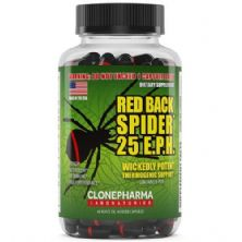 Red Back Spider - 60 Cápsulas - Clone Pharma