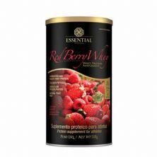 Red Berry Whey - 510g  Frutas Vermelhas - Essential Nutrition