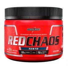 Red Chaos Testo - 150g Iced kiss - IntegralMédica*** Data Venc. 30/10/2021