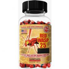 Red Wasp 25 - 60 Cápsulas - Clone Pharma Laboratories