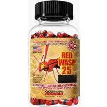 Red Wasp 25 - 60 Cápsulas - Clone Pharma Laboratories*** Data Venc. 30/03/2021