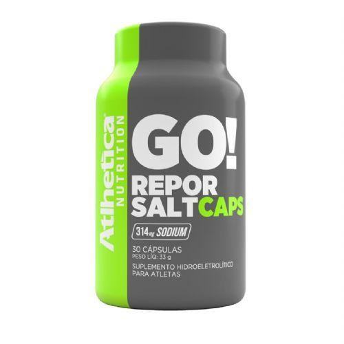 Repor Salt Caps Endurance Series - 30 Cápsulas - Atlhetica Nutrition no Atacado