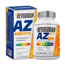 Revigoran AZ - 60 Cápsulas - Nutrends
