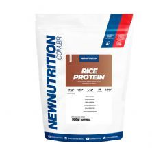 Rice Protein - 900g Natural - NewNutrition