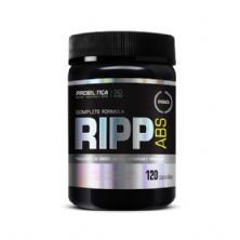 RIPP ABS Complete Fórmula - 120 Cápsulas - Probiótica