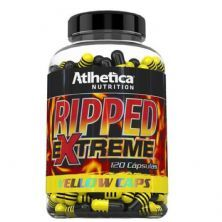 Ripped Extreme - 120 Cápsulas Yellow Caps - Atlhetica Nutrition