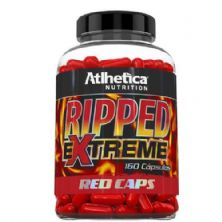 Ripped Extreme - Red Caps 160 Cápsulas - Atlhetica