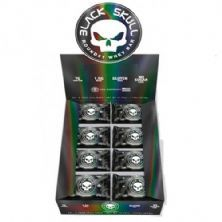 Round #1 Whey Bar - 24 Unidades 21g Strawberry - Black Skull