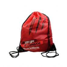 Sacola Bag Nylon Carnivor - Vermelha - Musclemeds