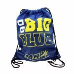Sacola Bag Nylon Go Big Blue - Azul - MHP