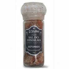Sal do Himalaia Defumado - 90g - El Shaddai Gourmet