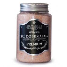 Sal Rosa do Himalaia Fino Pote 500g - El Shaddai Gourmet