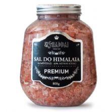 Sal Rosa do Himalaia Grosso Pote 800g - El Shaddai Gourmet