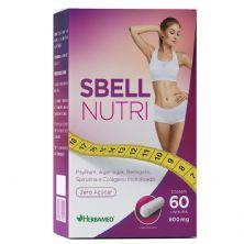 Sbell Nutri - 60 Cápsulas - Herbamed