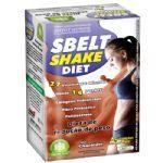 Sbelt Shake Diet  - 420G Chocolate - New Millen