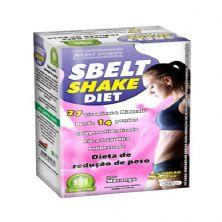Sbelt Shake Diet - 420G Morango - New Millen