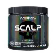 Scalp - 150g Abacaxi com Hortelã - Black Skull