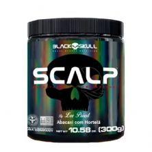 Scalp - 300g Abacaxi com Hortelã - Black Skull
