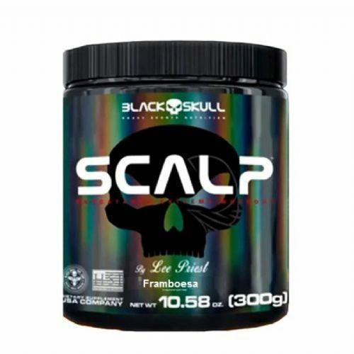 Scalp - 300g Framboesa - Black Skull no Atacado