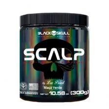 Scalp - 300g Maçã Verde - Black Skull