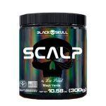 Scalp - 300g Maçã Verde - Black Skull no Atacado