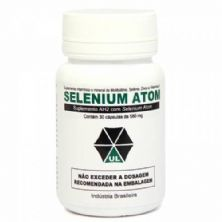 Selenium Atom - 30 Cápsulas - Umbrella