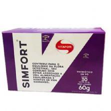 Simfort - Cx 30 Sachês - Vitafor