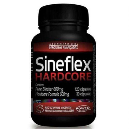 Sineflex Hardcore 150 Cápsulas - Power Supplements no Atacado