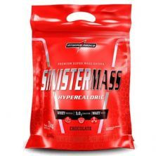Sinister Mass - 3000g Chocolate - IntegralMédica